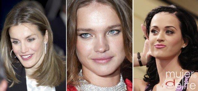 Foto Las cejas de la princesa Letizia, Natalia Vodianova y Katy Perry