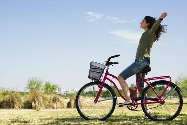 Foto La bicicleta nos acompaña durante todo el año