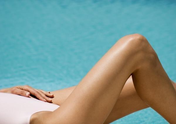 Foto Moldea tus piernas a base de ejercicios acuáticos