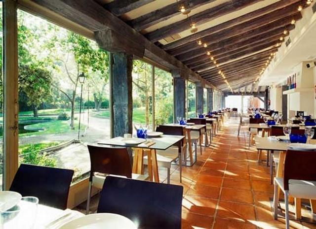 Foto Terracea en El Jardín de la Leyenda