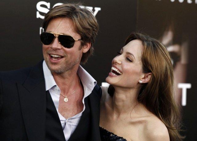 Foto Angelina Jolie, la estrella que peor besa