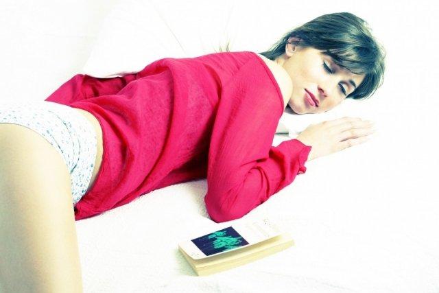 Foto Disfruta de la lectura más hot sola o en compañía