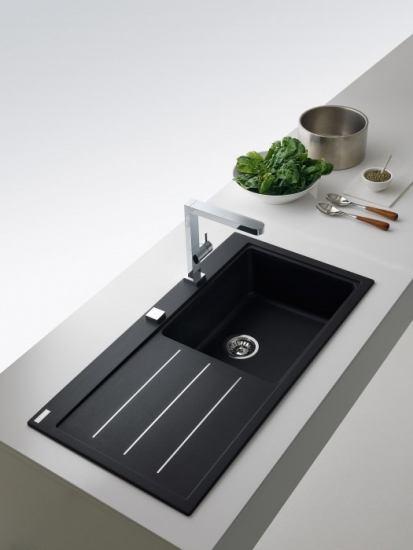 Fregaderos cmo elegir el que ms le conviene a tu cocina - Tipos de fregaderos ...