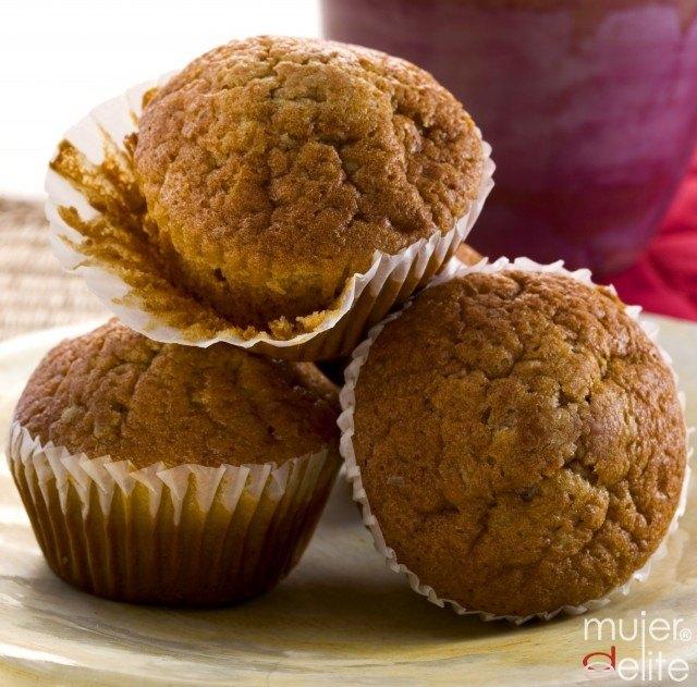 Foto Receta de muffins, tiernos y jugosos