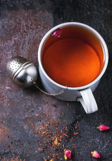Foto Con la dieta del té rojo perderás peso en tiempo récord