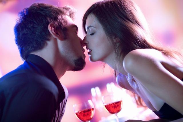 Foto Consejos para dar un beso apasionado