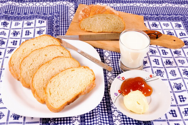 Foto Para engordar necesitas un desayuno completo