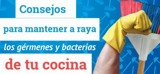 Foto Consejos para mantener a raya los gérmenes y bacterias de tu cocina