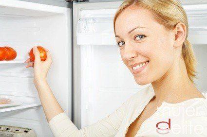 Foto En verano deben introducirse la mayoría de los alimentos en el frigorífico