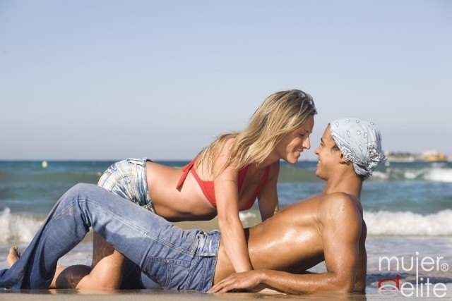 Foto Sexo en la playa