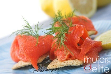 Foto Introduce el salmón en tus recetas afrodisíacas