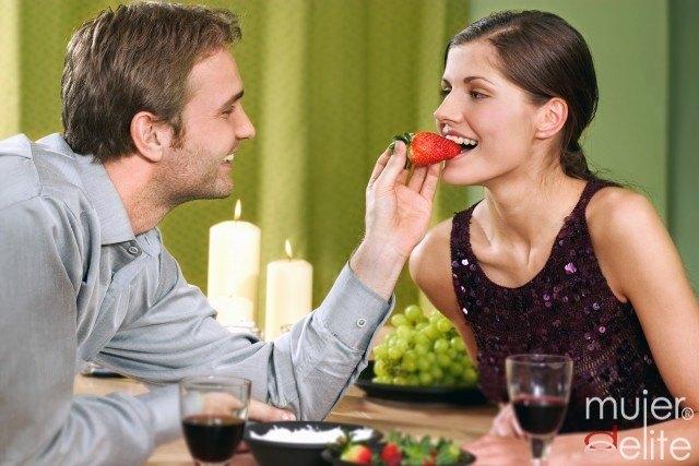 Foto ¿Quieres sorprender a tu pareja con una cena afrodisíaca ¡Toma nota!