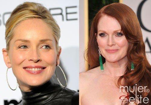 Foto Las celebrities alcanzan la madurez perfectas