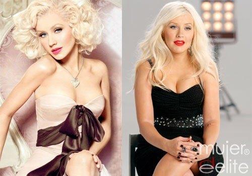 Foto Las famosas: pasan de lucir extrema delgadez a coger kilos con facilidad