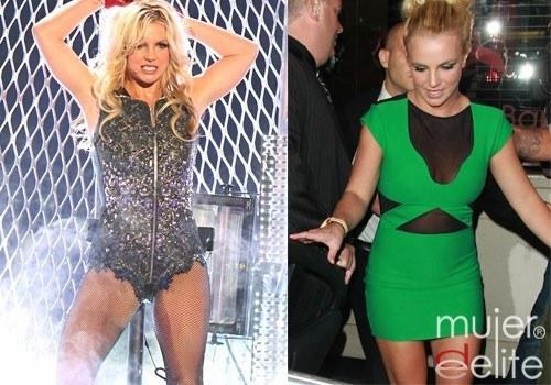 Foto Las celebrities: cambios bruscos de peso debido a desórdenes alimenticios
