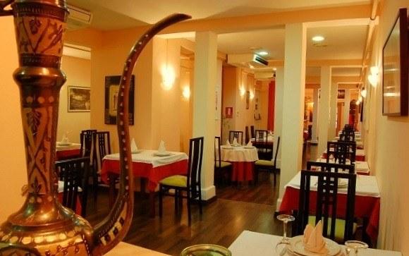 Foto El sabor de la india en el restaurante Curry´s de Madrid