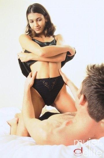 Foto Cómo hacer un striptease a tu pareja