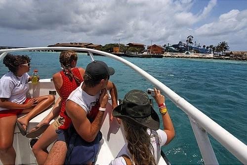 Foto Las Antillas están a pocos kilómetros de Venezuela