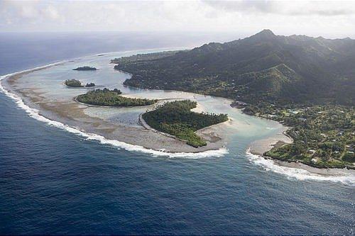 Foto Cook Islands es otra de las playas paradisiacas en las que perderse