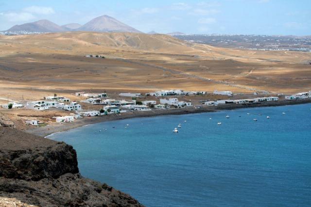 Foto El silencio de Playa Quemada en Lanzarote, una de las playas más deseadas