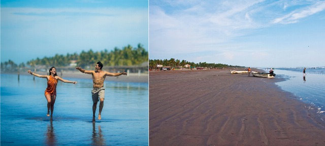 Foto Playa Novillero, la más extensa de México y una de las más largas del planeta