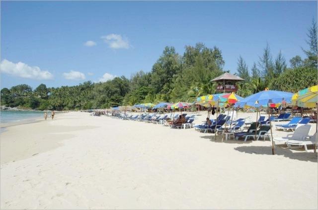 Foto Playa de Phang Na en Tailandia