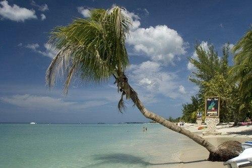 Foto Playa Negril en Jamaica