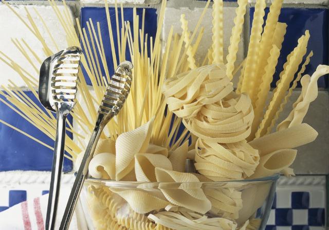 Foto Las 8 variedades clásicas de pasta