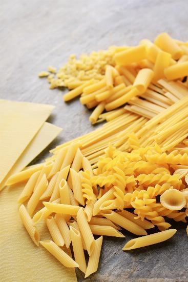 Foto Los tipos de pasta