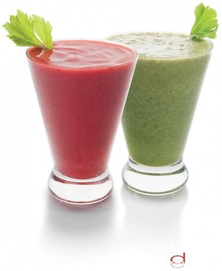 Foto Los zumos y granizados a base de frutas, ideales para cuidar tu figura en verano