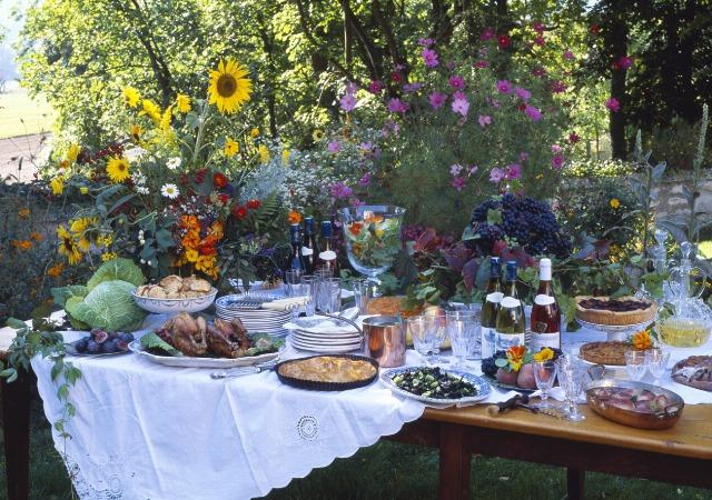 Foto Cómo presentar tu buffet en casa