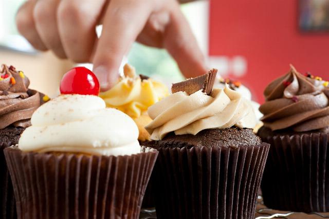 Foto Cupcakes, el postre más chic para tu buffet
