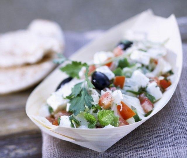 Foto Las ensaladas: imprescindibles en tu buffet de verano