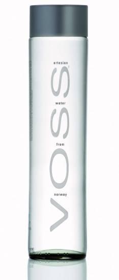 Foto Voss, el agua natural más pura del mundo