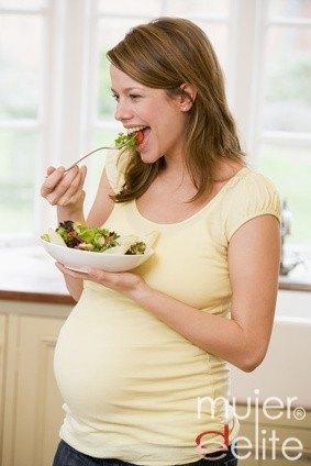 Foto La dieta ideal en el embarazo