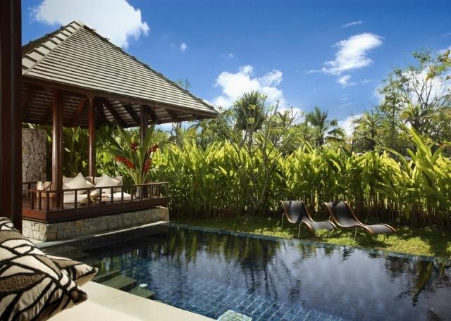 Foto Piscinas y spa del hotel The Sarojin Thailand