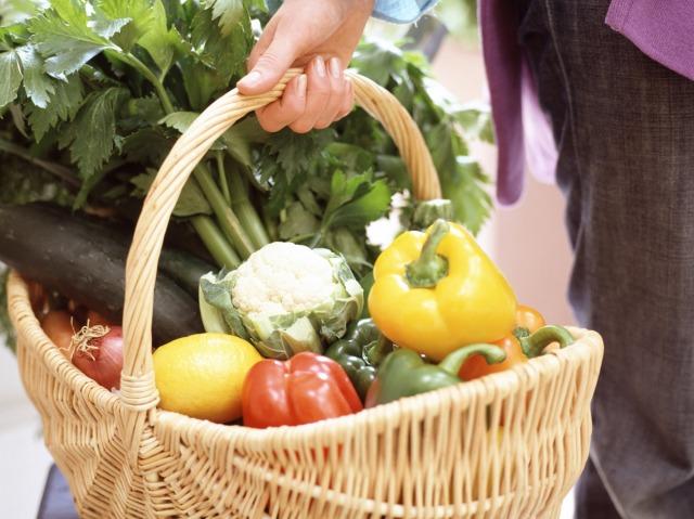 Foto Los alimentos de temporada en invierno, verano, primavera y otoño