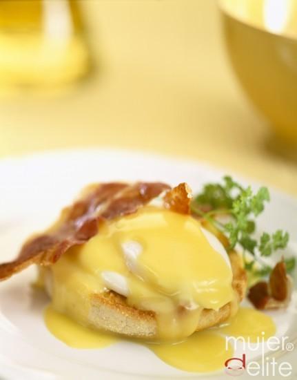 Foto Los huevos, imprescindibles en un desayuno inglés