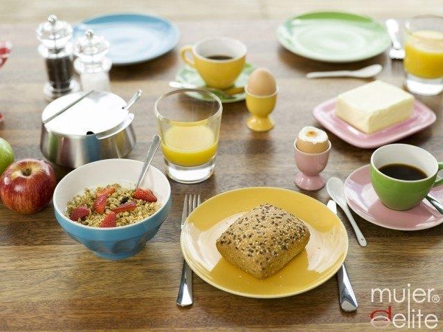 Foto Los cereales, imprescindibles en un desayuno inglés