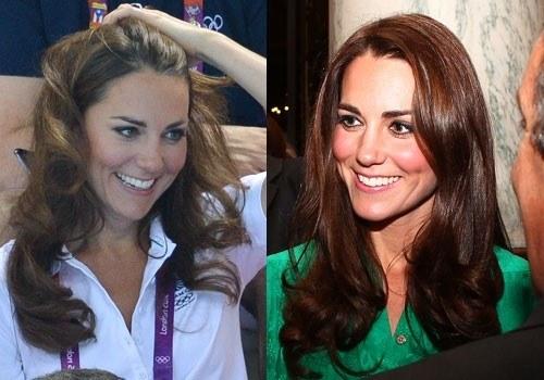 Foto Kate Middleton, color y viveza