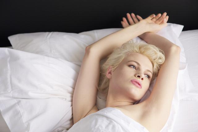 Foto Dormir boca arriba ayuda a mejorar nuestra salud dental