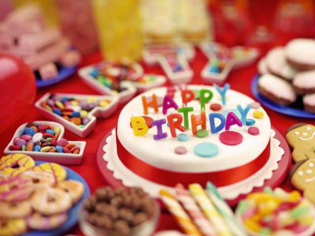 Foto Ideas rápidas y baratas para meriendas de cumpleaños infantiles