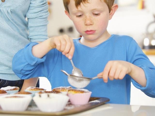 Foto Cupcakes: los niños ayudarán encantados a prepararlos
