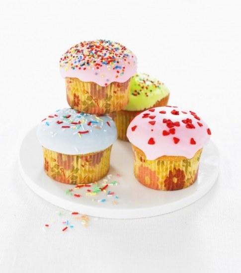 Foto Decoración de los cupcakes