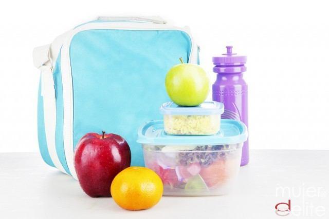 Foto Consejos para llevar una comida saludable en el tupper al colegio