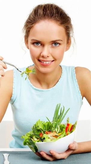 Foto Apúntate a las verdura frescas para adelgazar