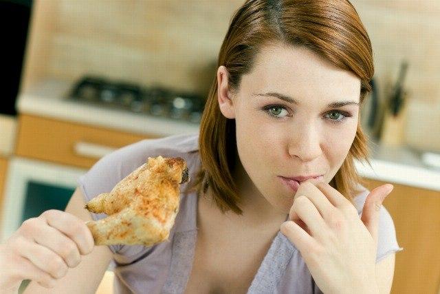 Foto No quitar la piel al pollo, uno de los errores que no debes cometer si quieres adelgazar