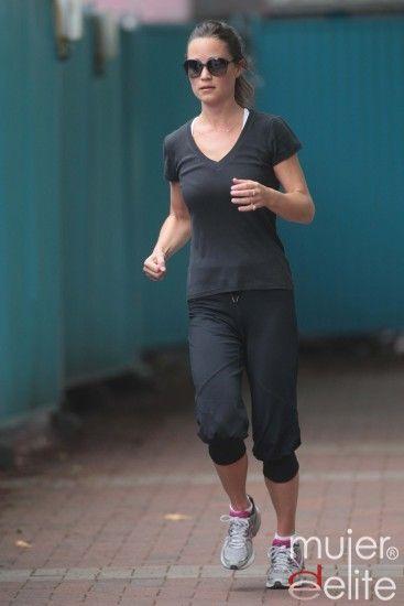 Foto Practica footing como Pippa Middleton