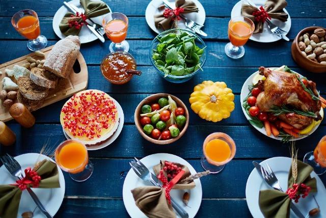 Foto Cómo preparar un plato saludable en casa estas Navidades