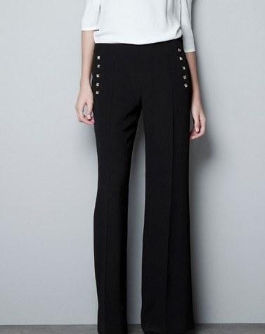 رأي إلغاء فناء Pantalon De Vestir Mujer Campana Coiffurehairnature Com